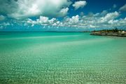 Seascapes Gallery - photo of calm seas in Eleuthera/ Bahamas